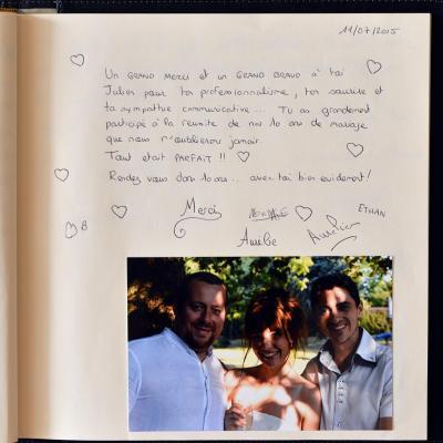 Aurelie & Aurelien - Le 11 Juillet 2015