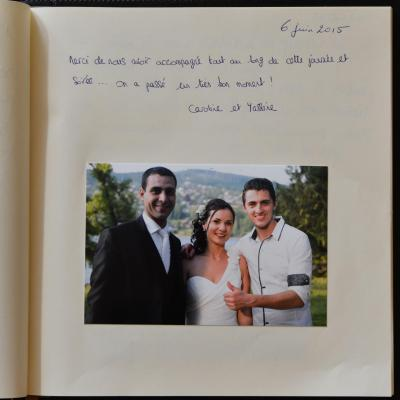 Caroline & Yassine - 6 Juin 2015