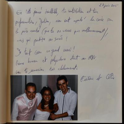 Celine & Fred - Le 27 Juin 2015