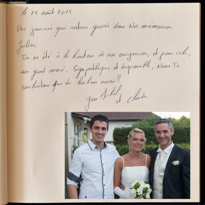 Claude & Jean-Michel - 29 Août 2015