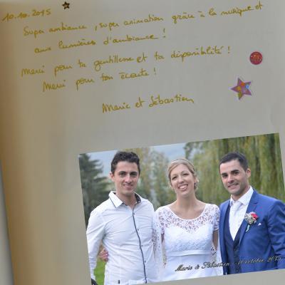 Marie & Sebastien - 10 Octobre 2015