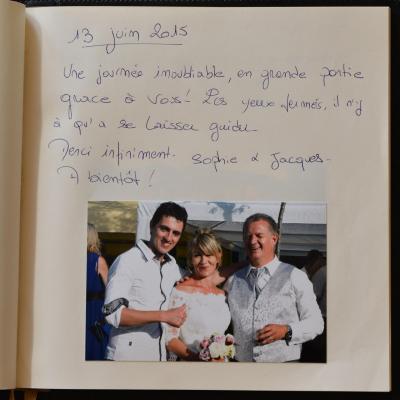 Sophie & Jacques - 13 Juin 2015